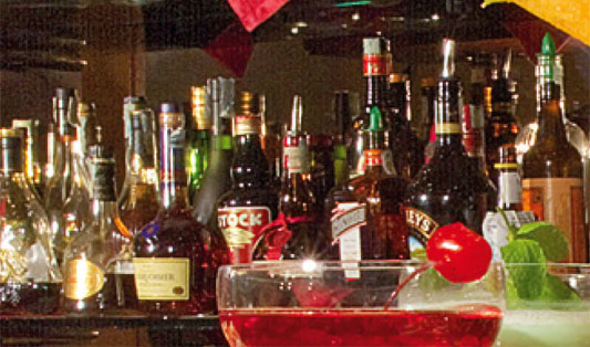 Liquori / Liqueurs - Cin Cin Bar Restaurant & Cafe' - MILANO