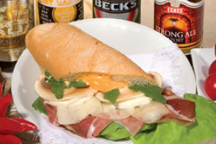 Panini & Snack / Sandwiches - Cin Cin Bar Restaurant & Cafe' - MILANO