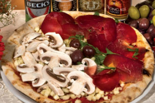 Pizza Valtellina - Cin Cin Bar Restaurant & Cafe' - MILANO