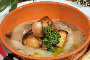 Zuppa Toscana - Cin Cin Bar Restaurant & Cafe' - MILANO